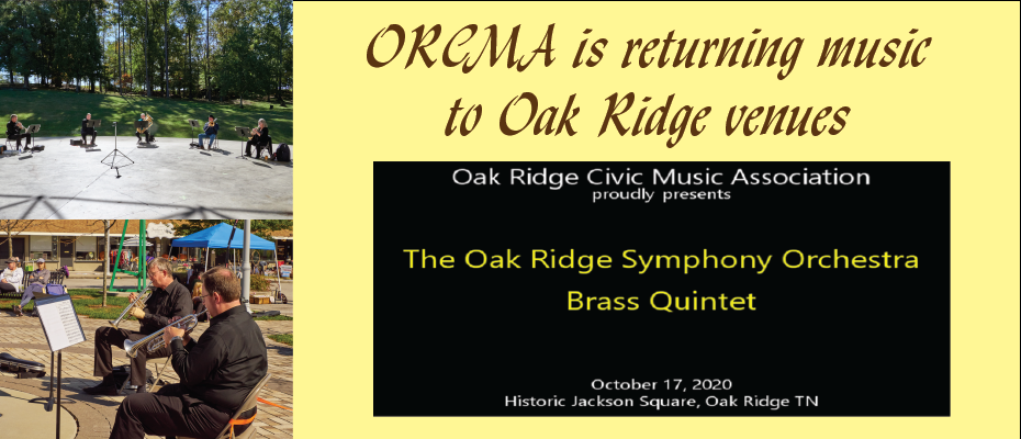 Music in Oak Ridge